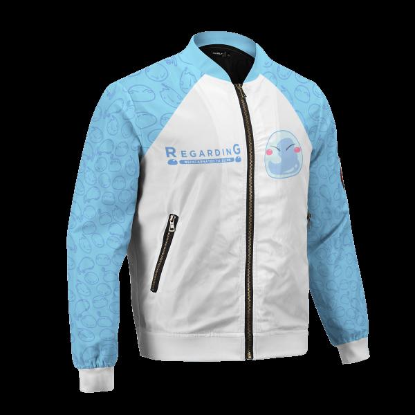 reincarnated to slime bomber jacket 904475 - Anime Jacket