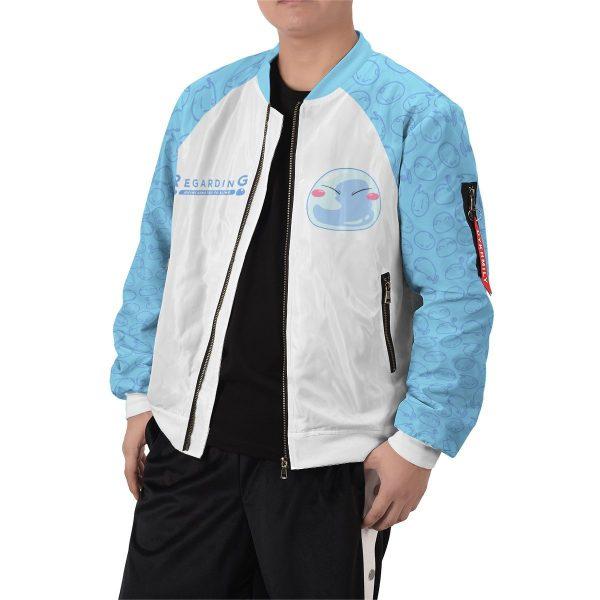 reincarnated to slime bomber jacket 931545 - Anime Jacket