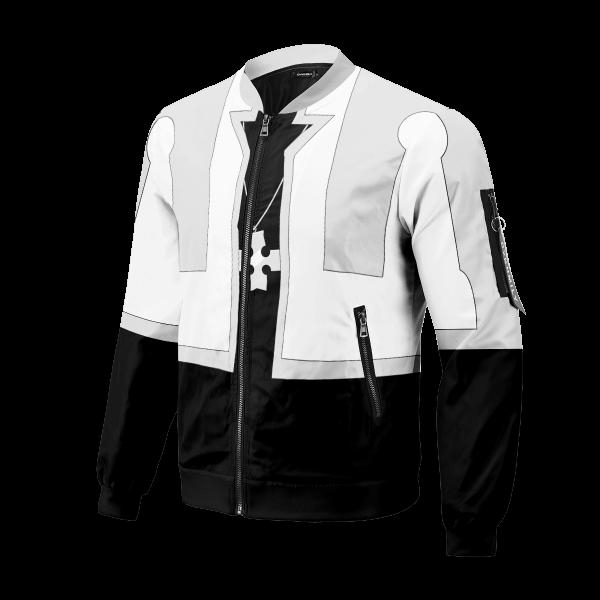 rekka hoshimiya fire force bomber jacket 291590 - Anime Jacket