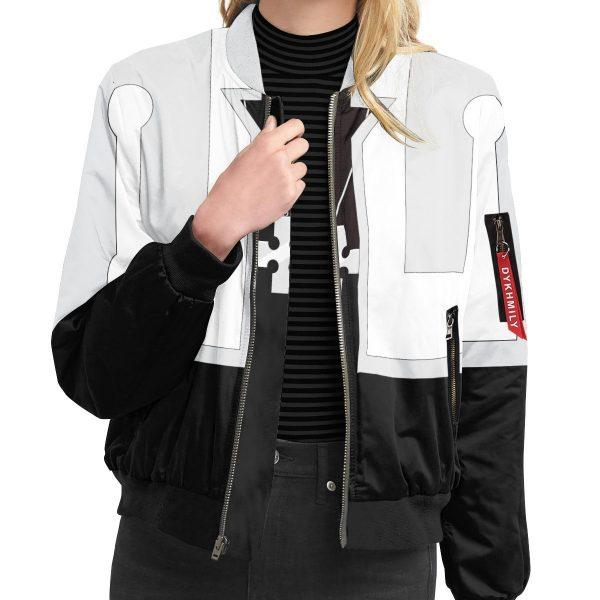 rekka hoshimiya fire force bomber jacket 857328 - Anime Jacket