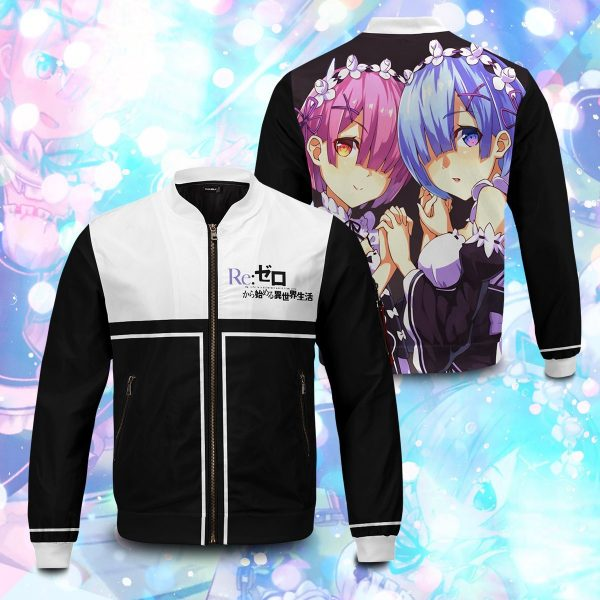 relife in different world bomber jacket 207406 - Anime Jacket