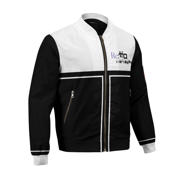 relife in different world bomber jacket 293390 - Anime Jacket
