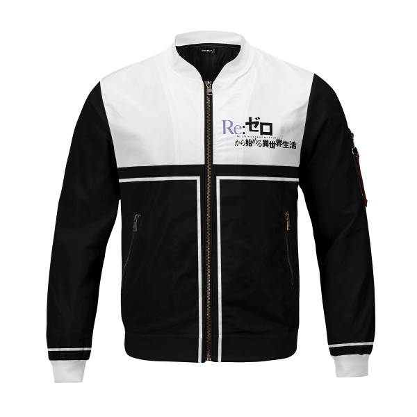 relife in different world bomber jacket 490521 - Anime Jacket