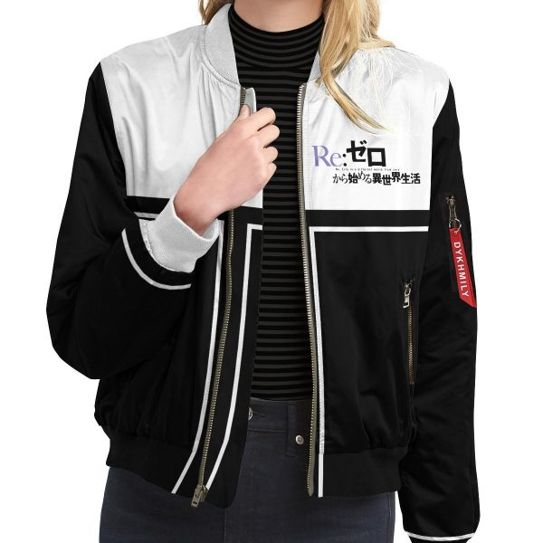 relife in different world bomber jacket 648097 - Anime Jacket