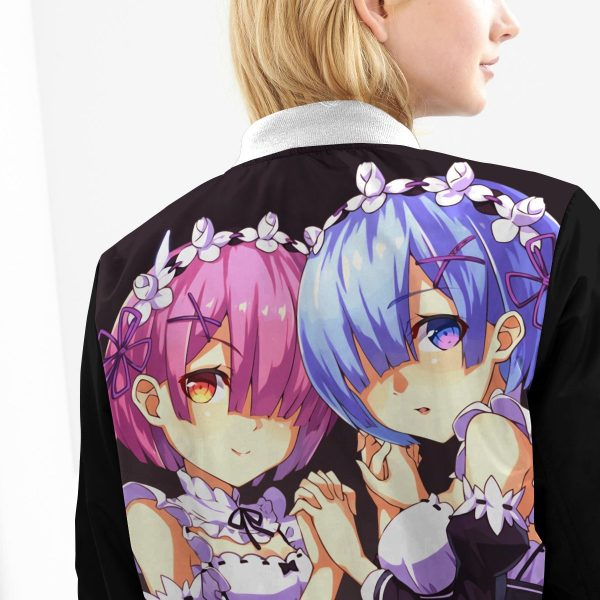 relife in different world bomber jacket 933567 - Anime Jacket