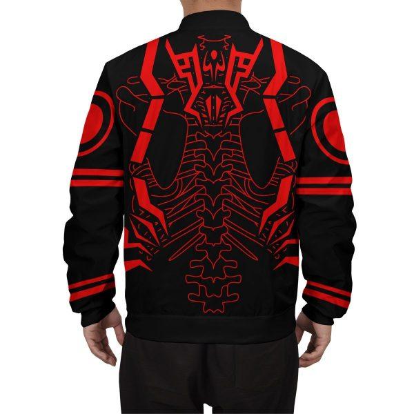 rib sukuna bomber jacket 138058 - Anime Jacket