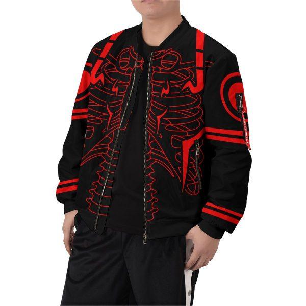 rib sukuna bomber jacket 153460 - Anime Jacket