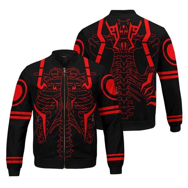 rib sukuna bomber jacket 317689 - Anime Jacket