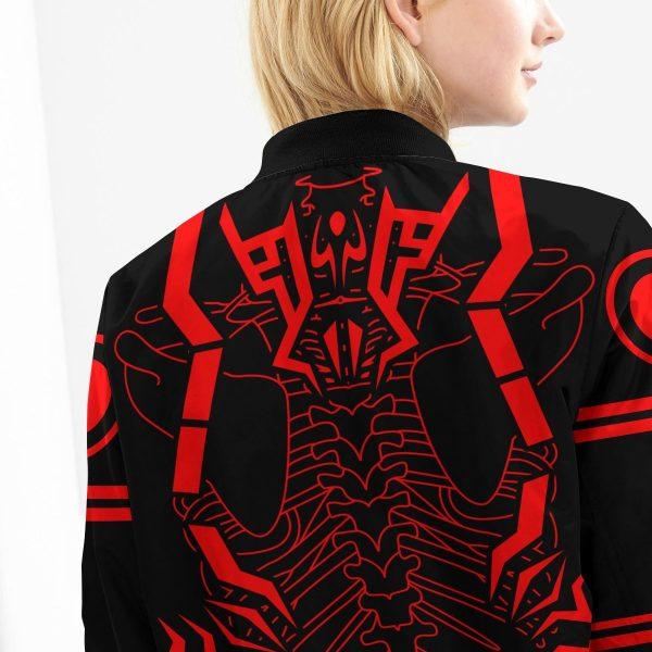 rib sukuna bomber jacket 633849 - Anime Jacket