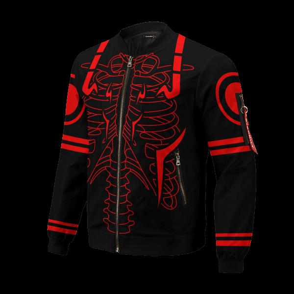 rib sukuna bomber jacket 894490 - Anime Jacket