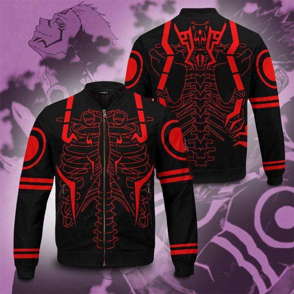 rib sukuna bomber jacket 923190 - Anime Jacket