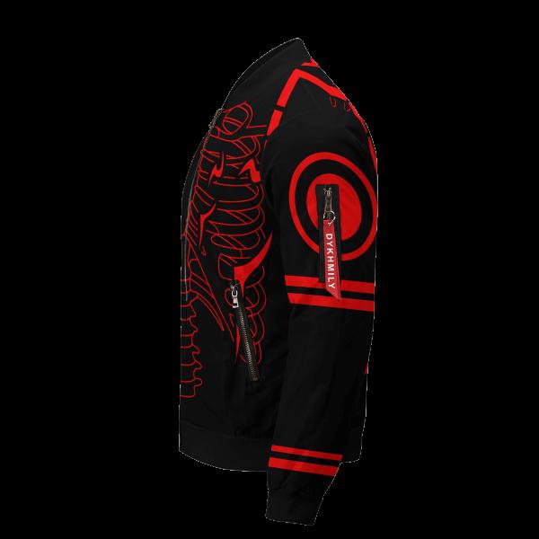 rib sukuna bomber jacket 923396 - Anime Jacket