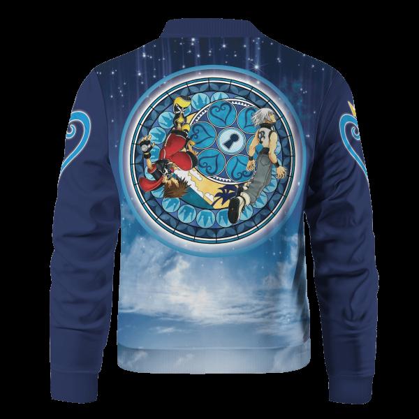 riku and sora bomber jacket 775719 - Anime Jacket