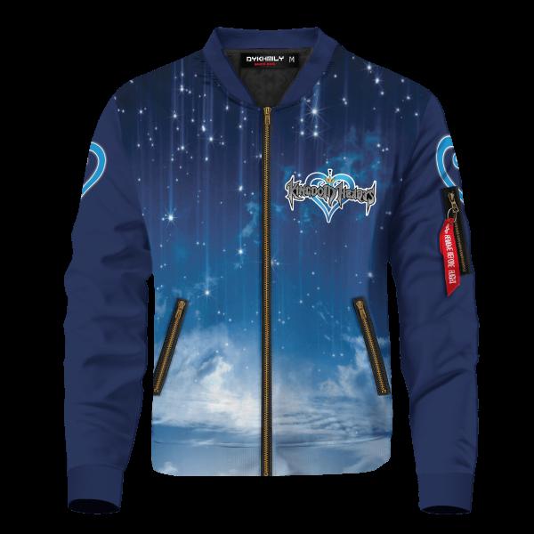 riku and sora bomber jacket 889392 - Anime Jacket