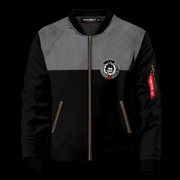 ryuk bomber jacket 539756 - Anime Jacket