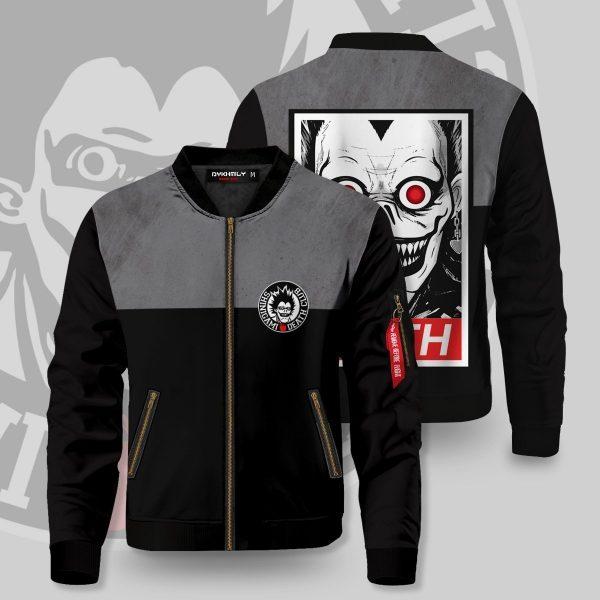 ryuk bomber jacket 634757 - Anime Jacket