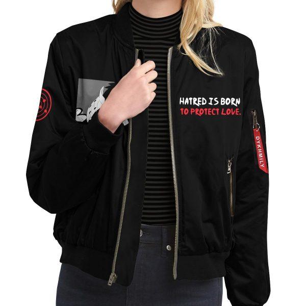 sage mode madara bomber jacket 195318 - Anime Jacket