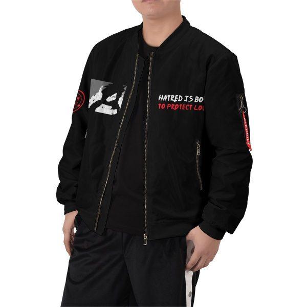 sage mode madara bomber jacket 250001 - Anime Jacket