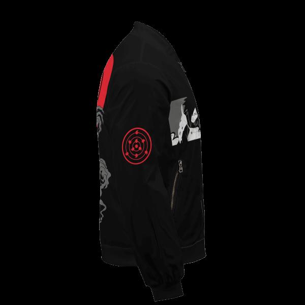 sage mode madara bomber jacket 311256 - Anime Jacket
