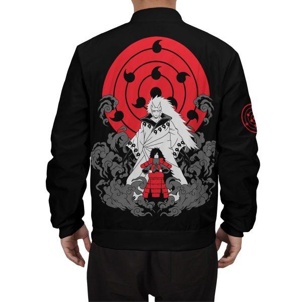sage mode madara bomber jacket 471336 - Anime Jacket