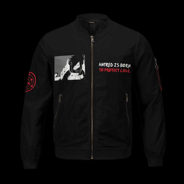 sage mode madara bomber jacket 560086 - Anime Jacket