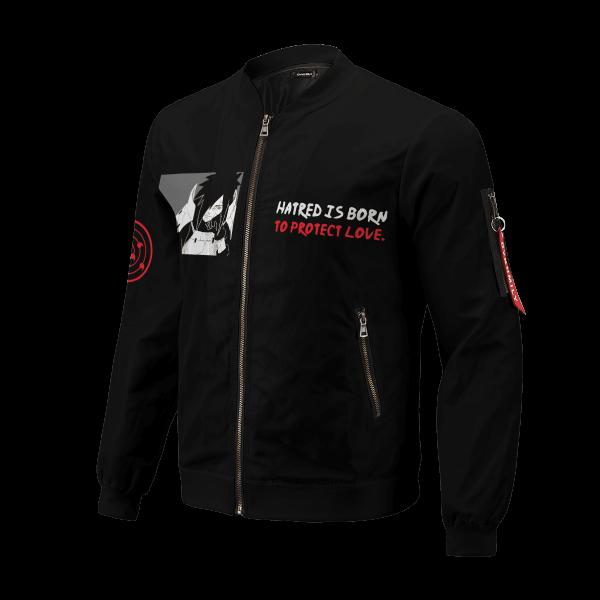 sage mode madara bomber jacket 738258 - Anime Jacket