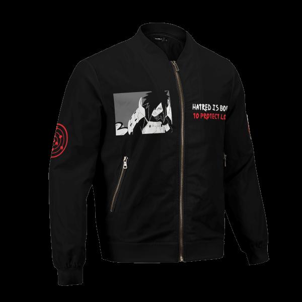 sage mode madara bomber jacket 830487 - Anime Jacket