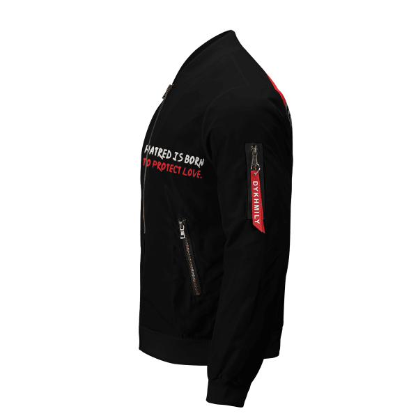 sage mode madara bomber jacket 832682 - Anime Jacket
