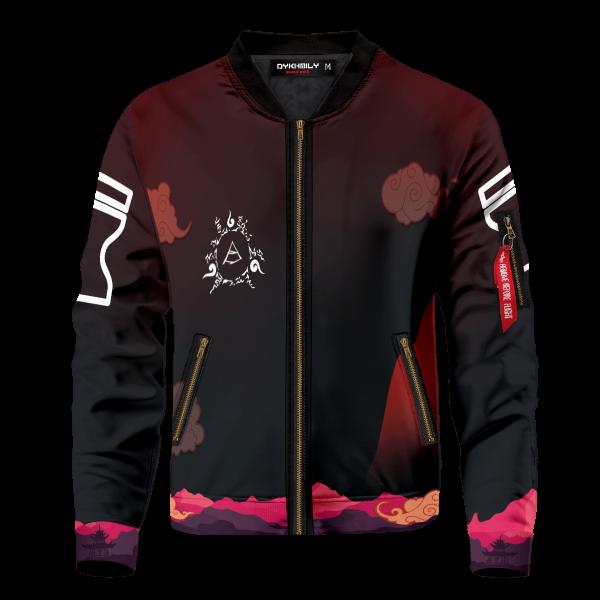 sand demon bomber jacket 443553 - Anime Jacket