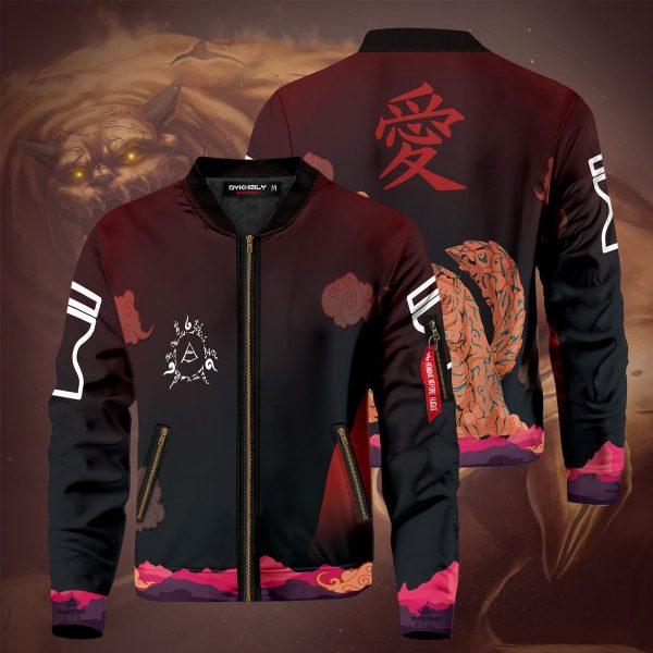 sand demon bomber jacket 665789 - Anime Jacket
