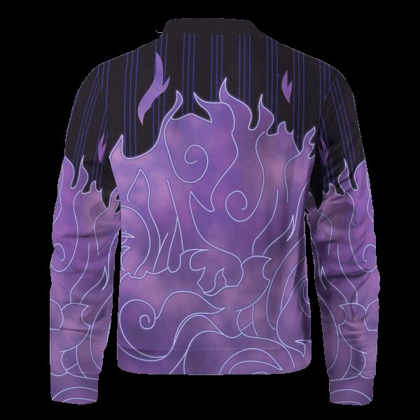 sasuke armor bomber jacket 479876 - Anime Jacket