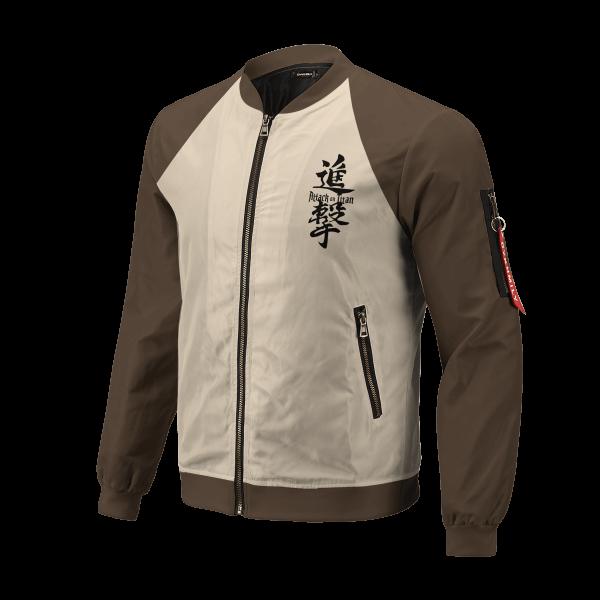 scout regiment bomber jacket 427385 - Anime Jacket