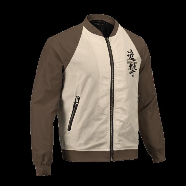 scout regiment bomber jacket 532957 - Anime Jacket