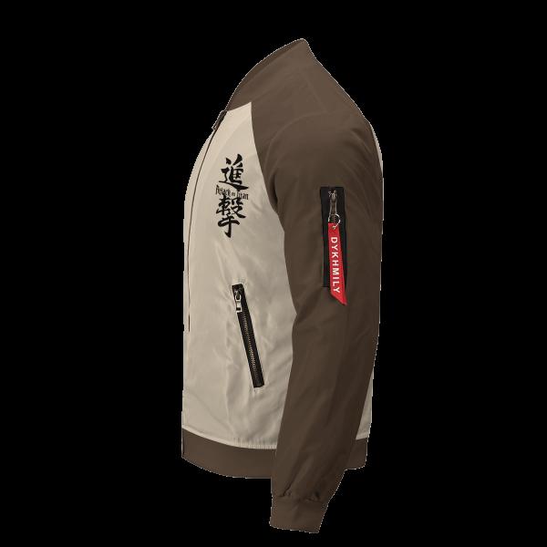 scout regiment bomber jacket 970709 - Anime Jacket