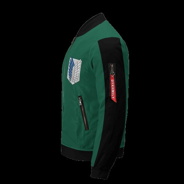 scouting legion bomber jacket 146324 - Anime Jacket