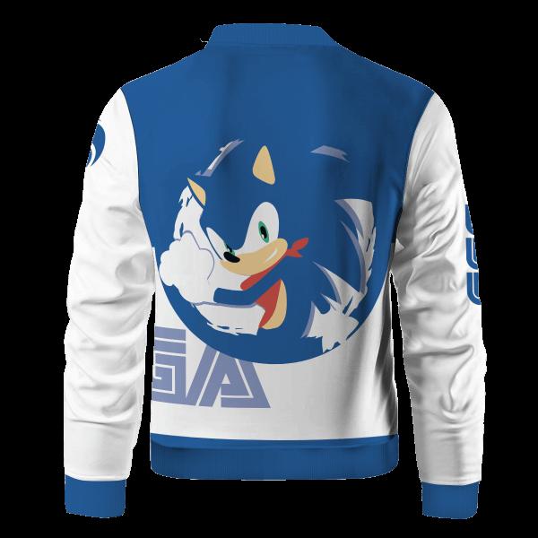 sega sonic bomber jacket 622617 - Anime Jacket