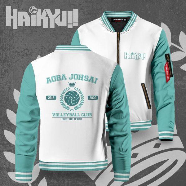 seijoh rule the court bomber jacket 479194 - Anime Jacket