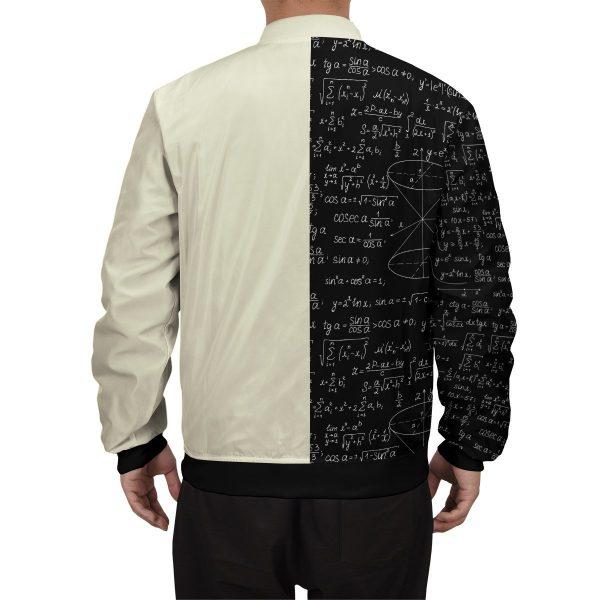 senku science bomber jacket 383696 - Anime Jacket