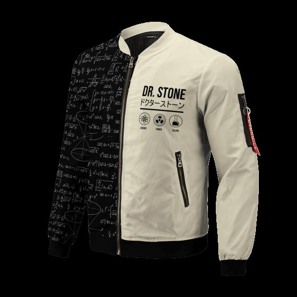 senku science bomber jacket 624898 - Anime Jacket