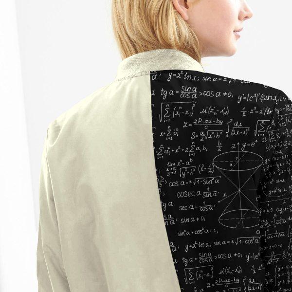 senku science bomber jacket 772814 - Anime Jacket