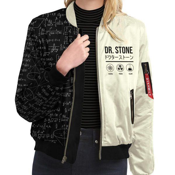 senku science bomber jacket 905834 - Anime Jacket