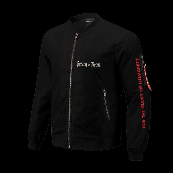shingeki no kyojin bomber jacket 862894 - Anime Jacket