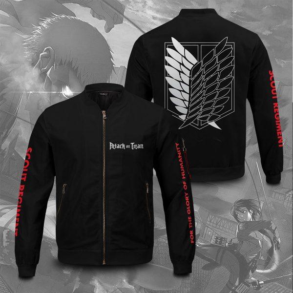 shingeki no kyojin bomber jacket 912109 - Anime Jacket