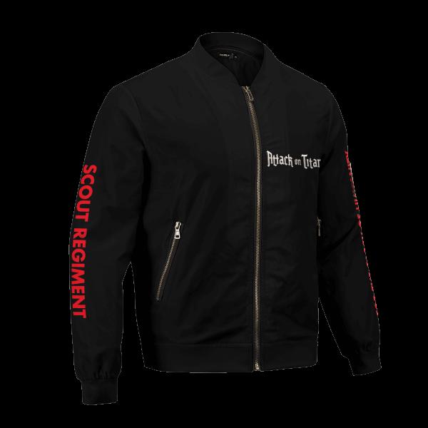 shingeki no kyojin bomber jacket 998348 - Anime Jacket