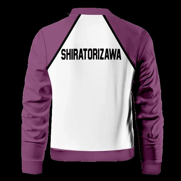 shiratorizawa bomber jacket 455094 - Anime Jacket
