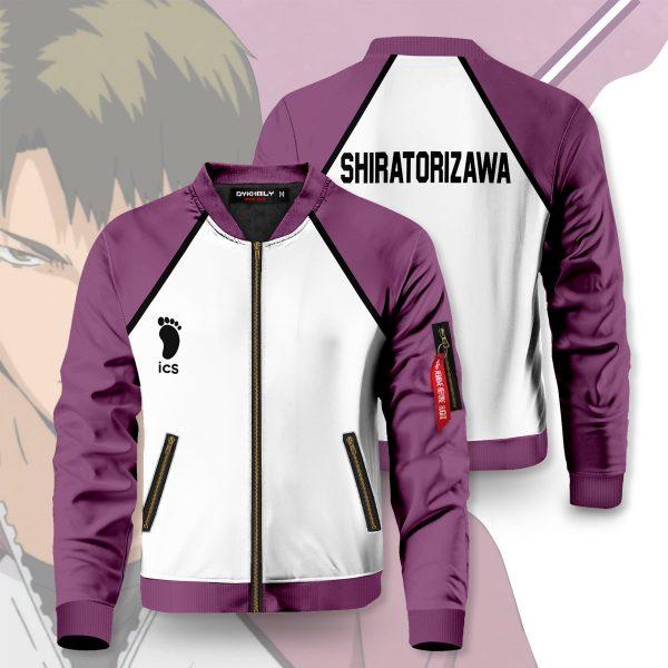 shiratorizawa bomber jacket 763652 - Anime Jacket