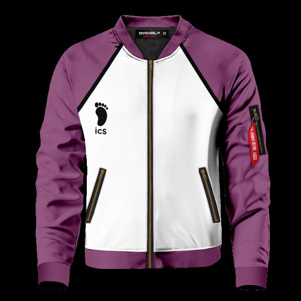 shiratorizawa bomber jacket 903967 - Anime Jacket
