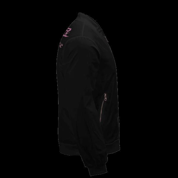 shiratorizawa rally bomber jacket 681405 - Anime Jacket