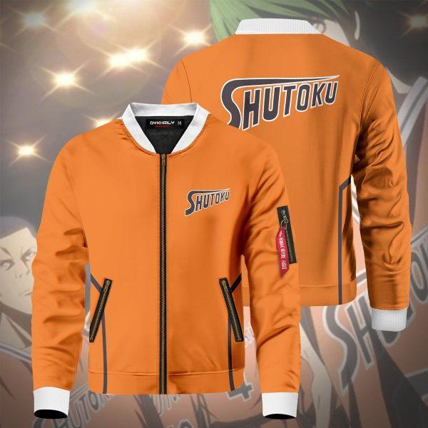shutoku bomber jacket 264274 - Anime Jacket
