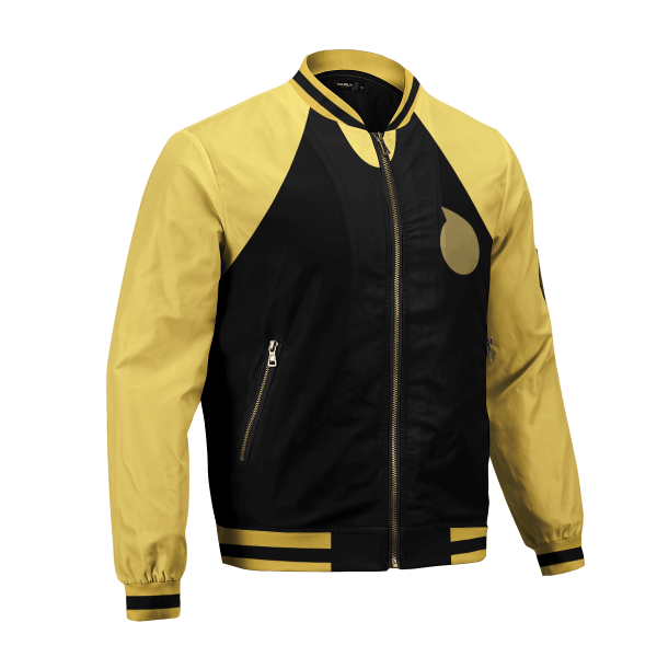soul eater evans bomber jacket 121808 - Anime Jacket
